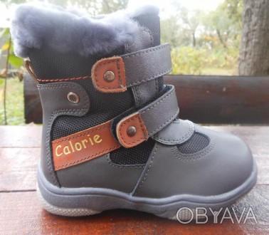 Недорого качественная зимняя обувь от фирмы Calorie (Калория). Вверх - кожа в ко. Винница, Винницкая область. фото 1