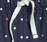 Синие-5лет.100%хлопок  функциональный шнурок,можно регулировать на талии. Каменское, Днепропетровская область. фото 3