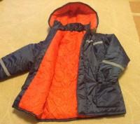 Зимняя куртка со съемным капюшоном. Одесса. фото 1