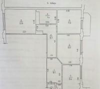 Продаеться 3-х комнатна квартира г.Черкассы Дашкевича 4 ,120кв, 6\10К после стро. Центр, Черкассы, Черкасская область. фото 4