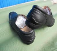 """Ув.родители!!! Предлагаю Вам приобрести кожаные туфли ТМ""""VinnyBear"""",страна-прои. Торецк (Дзержинск), Донецкая область. фото 5"""