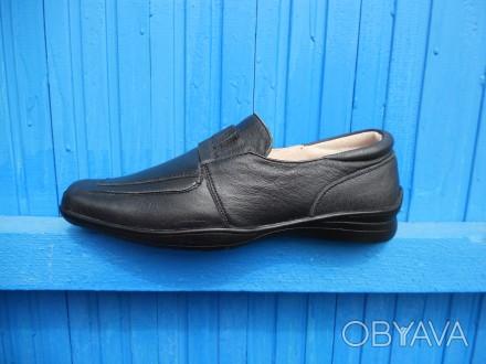 """Ув.родители!!! Предлагаю Вам приобрести кожаные туфли ТМ""""VinnyBear"""",страна-прои. Торецк (Дзержинск), Донецкая область. фото 1"""
