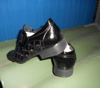 Уважаемые родители!!! Предлагаю Вам приобрести подростковые школьные туфли ваши. Торецк (Дзержинск), Донецкая область. фото 6