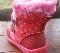 Недорого качественная зимняя обувь от фирмы Calorie (Калория). Вверх - комбиниро. Вінниця, Вінницька область. фото 5