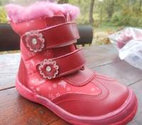Недорого качественная зимняя обувь от фирмы Calorie (Калория). Вверх - комбиниро. Вінниця, Вінницька область. фото 2