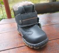 Недорого кожанные ботинки для мальчиков на цегеечке. Вверх полностью кожа, внутр. Винница, Винницкая область. фото 6