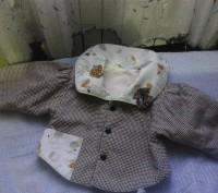 Отличные кофточки для ребенка до годика. Каждая-по 55 грн. 1) Трикотажная кофто. Сумы, Сумская область. фото 7