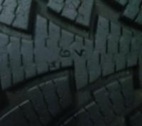 Продам зимнюю резину Нокиан Хакаппелита265/65/17. Новомосковск. фото 1