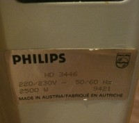 Продам радиатор масляный Philips HD3446.. Луганск. фото 1