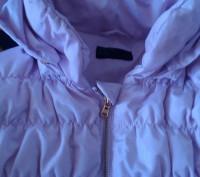 Куртка для девочки , в идеальном состоянии , змейки все рабочие, бледно- розовог. Харьков, Харьковская область. фото 5