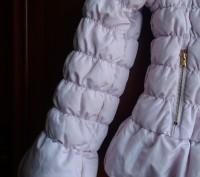 Куртка для девочки , в идеальном состоянии , змейки все рабочие, бледно- розовог. Харьков, Харьковская область. фото 6