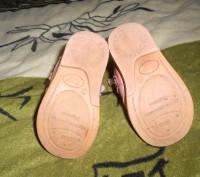 """Кожаные ботинки для девочки """"шалунишка ортопед"""" .Каблук Томаса, жесткий задник, . Никополь, Днепропетровская область. фото 5"""