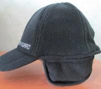 Новая теплая флисовая кепка  Размер 49-54 см Длинна козырька 7 см. Козырек жо. Каменское, Днепропетровская область. фото 4