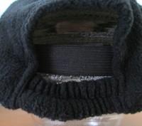 Новая теплая флисовая кепка  Размер 49-54 см Длинна козырька 7 см. Козырек жо. Каменское, Днепропетровская область. фото 6