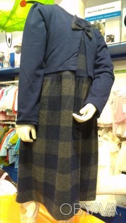 Предлагаю красивое платье производство Турции Breeze Состав 95-катон,эластан -5. Запорожье, Запорожская область. фото 1