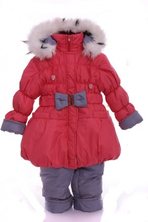 Зимний костюм для девочки Колокольчик. Ніжин. фото 1