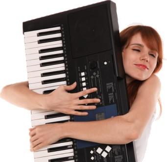 Уроки игры на синтезаторе. Киев. фото 1