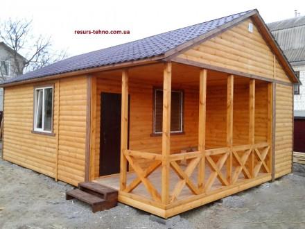 Мы построитм Вам дом для проживания в любое время года, качественно, быстро и за. Киев, Киевская область. фото 7