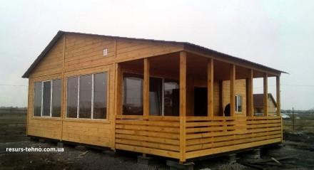 Мы построитм Вам дом для проживания в любое время года, качественно, быстро и за. Киев, Киевская область. фото 5