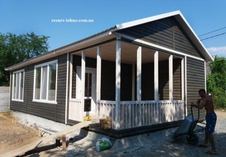 Мы построитм Вам дом для проживания в любое время года, качественно, быстро и за. Киев, Киевская область. фото 2
