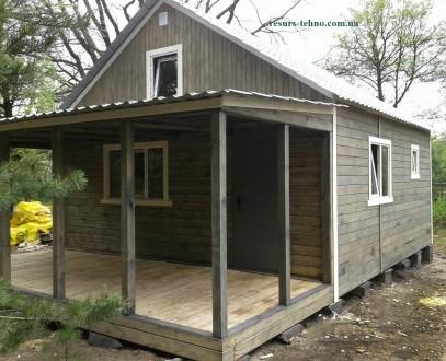 Мы построитм Вам дом для проживания в любое время года, качественно, быстро и за. Киев, Киевская область. фото 10