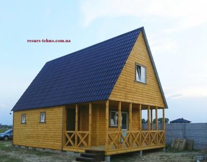 Мы построитм Вам дом для проживания в любое время года, качественно, быстро и за. Киев, Киевская область. фото 4