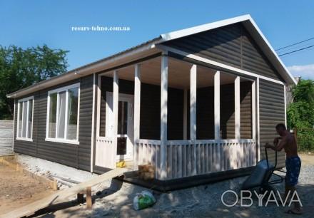 Мы построитм Вам дом для проживания в любое время года, качественно, быстро и за. Киев, Киевская область. фото 1