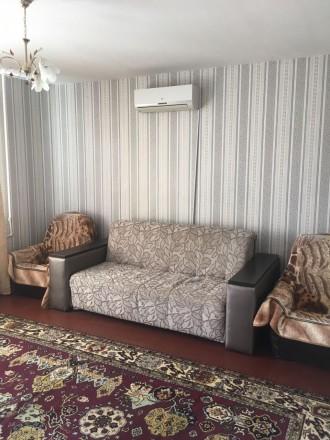 Предлагается однокомнатная квартира на Высоцкого. Косметический ремонт. Мебель, . Суворовский, Одесса, Одесская область. фото 2
