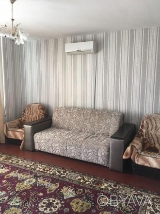 Предлагается однокомнатная квартира на Высоцкого. Косметический ремонт. Мебель, . Суворовский, Одесса, Одесская область. фото 1