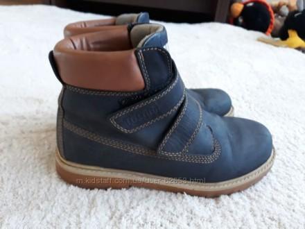 Деми ботинки TUTUBI для мальчика. Одеса. фото 1