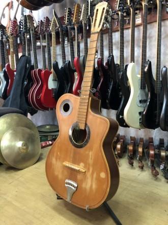 Производитель: Болгария Тип инструмента: Классическая Гитара Тип струн: Мета. Чернигов, Черниговская область. фото 5