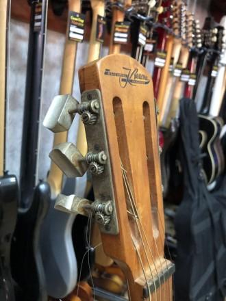 Производитель: Болгария Тип инструмента: Классическая Гитара Тип струн: Мета. Чернигов, Черниговская область. фото 6