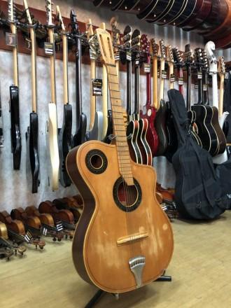Производитель: Болгария Тип инструмента: Классическая Гитара Тип струн: Мета. Чернигов, Черниговская область. фото 4