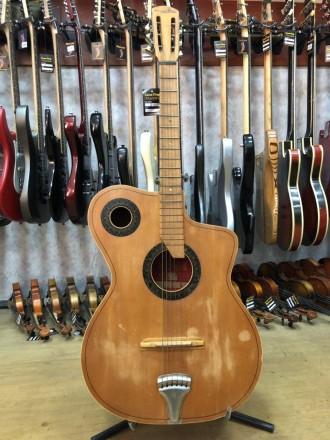 Производитель: Болгария Тип инструмента: Классическая Гитара Тип струн: Мета. Чернигов, Черниговская область. фото 2