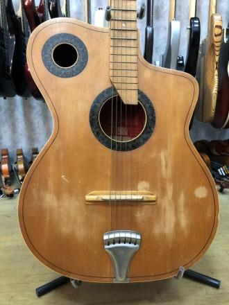 Производитель: Болгария Тип инструмента: Классическая Гитара Тип струн: Мета. Чернигов, Черниговская область. фото 3