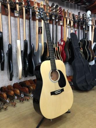 · Производитель: Stagg · Тип Инструмента: Электроакустическая Гитара · Количеств. Чернигов, Черниговская область. фото 4