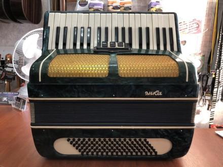 Производитель: СССР  Размер: 7\8 Правая клавиатура (голоса): 37 клавиш  Левая кл. Чернигов, Черниговская область. фото 2