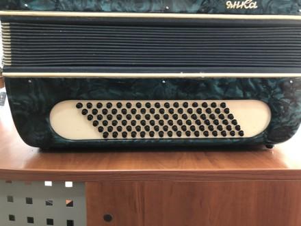 Производитель: СССР  Размер: 7\8 Правая клавиатура (голоса): 37 клавиш  Левая кл. Чернигов, Черниговская область. фото 4