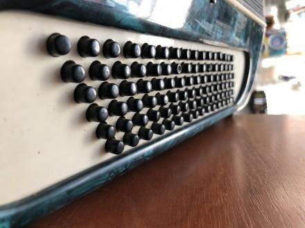 Производитель: СССР  Размер: 7\8 Правая клавиатура (голоса): 37 клавиш  Левая кл. Чернигов, Черниговская область. фото 8