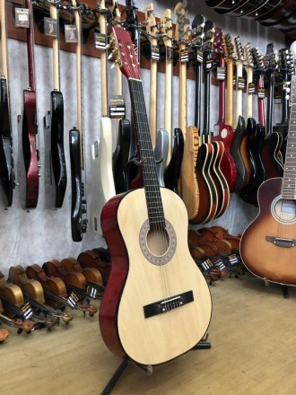 Производитель: Flamenco Количество Струн: 6 струн Тип Инструмента: Классичес. Чернигов, Черниговская область. фото 5