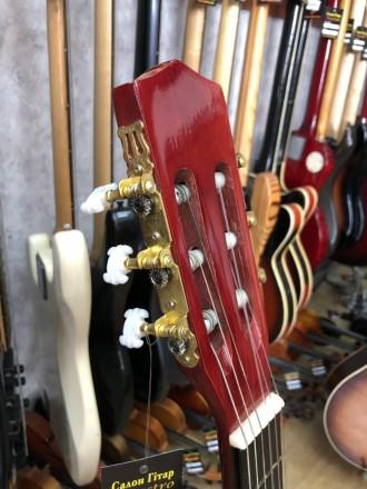 Производитель: Flamenco Количество Струн: 6 струн Тип Инструмента: Классичес. Чернигов, Черниговская область. фото 6