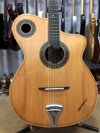 Производитель: Болгария Тип инструмента: Классическая Гитара Тип струн: Новы. Чернигов, Черниговская область. фото 3
