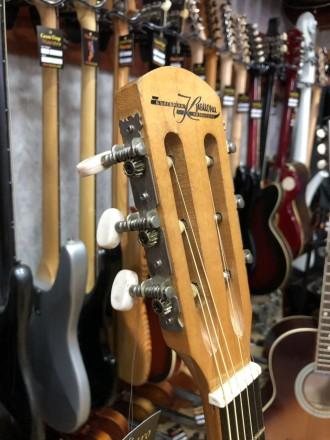 Производитель: Болгария Тип инструмента: Классическая Гитара Тип струн: Новы. Чернигов, Черниговская область. фото 6