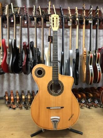 Производитель: Болгария Тип инструмента: Классическая Гитара Тип струн: Новы. Чернигов, Черниговская область. фото 2