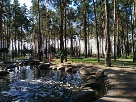 Простора 2-рівнева квартира загальною площею 105 кв.м. біля Центрального парку,. Ирпень, Ирпень, Киевская область. фото 4