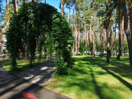 Простора 2-рівнева квартира загальною площею 105 кв.м. біля Центрального парку,. Ирпень, Ирпень, Киевская область. фото 2