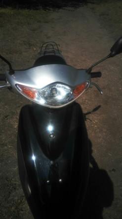 Продам мопед Honda Dio Af 56  Расход топлива: 2,2 л/100км Скорость: 60 км/ч . Одесса, Одесская область. фото 5
