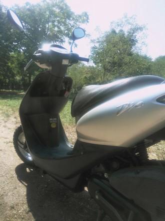Продам мопед Honda Dio Af 56  Расход топлива: 2,2 л/100км Скорость: 60 км/ч . Одесса, Одесская область. фото 12