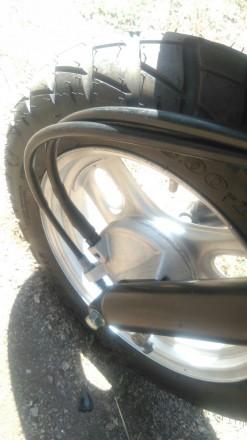 Продам мопед Honda Dio Af 56  Расход топлива: 2,2 л/100км Скорость: 60 км/ч . Одесса, Одесская область. фото 2