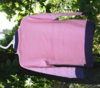 Нарядный свитер с аппликацией пр-ва ONEM, Турция Состав: 50% хлопок,50% акрил. Запорожье, Запорожская область. фото 3